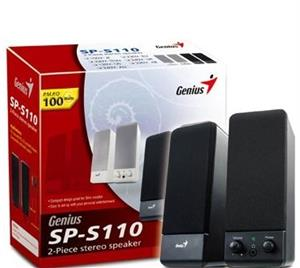 Genius SP-S110-Stereo-Speakers